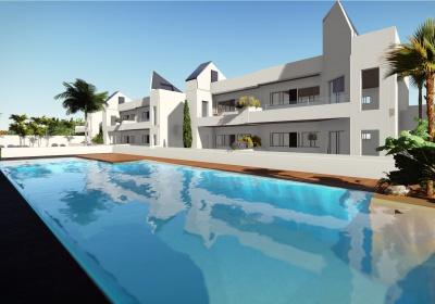 2 Chambres, Appartement, Bien Neuf, Calle Johannes Kepler, 2 Salles de bain, Listing ID 1401, Torrevieja, Espagne, 03186,