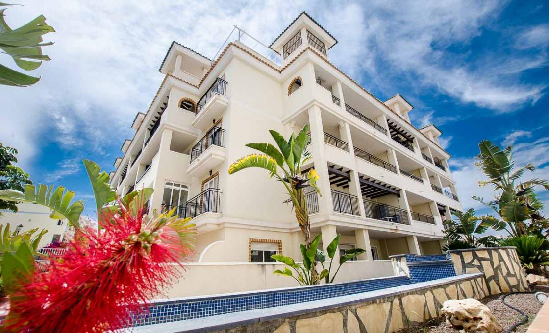 2 Chambres, Appartement, Saisie Bancaire, calle bahamas, 2 Salles de bain, Listing ID 1481, orihuela costa, Espagne,