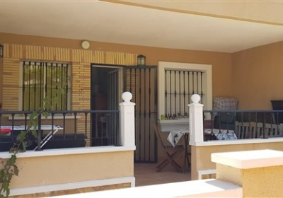 ORIHUELA COSTA APPARTEMENT  2ch sdb rez  110000€  PAT