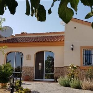 Magnifique villa située en Andalousie, à Llanos del Peral (Zurgena), proche de la ville de Vera. Composée de 3 chambres 2 salles de bain, sur 697 m² de terrain, et 129 m² habitable, avec piscine privée et jacuzzi grande terrasse climatisation, située à 35 minutes des plages et 4 minutes en voiture des grandes surfaces